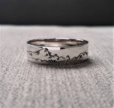 rustic mens wedding bands of thrones wedding rings awesome rustic mens wedding band