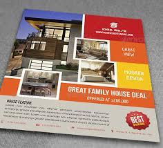 16 great real estate flyer templates u2013 design freebies