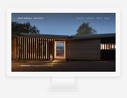 building a new house dma building a new brand and minimalist website for boutique
