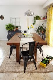 7 Pc Dining Room Set Helix 7 Piece Dining Room Set Oak Leon U0027s