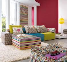 Colorful Living Room Colorful Living Room Curtains Colorful - Colorful living room chairs