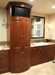 selecting bathroom and kitchen cabinet wood