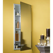 Framed Bathroom Mirrors by Bathroom Cabinets White Framed Mirror With Shelf Bathroom