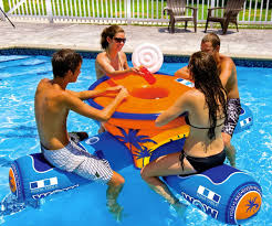 floating table for pool wow aqua floating table bar dudeiwantthat com