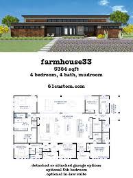 house plans modern farmhouse semi custom home plans 61custom modern house luxihome