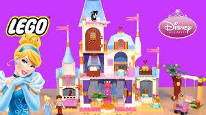 lego disney cinderella u0027s romantic castle disney princess lego