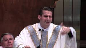 fr kyle manno mass of thanksgiving homily 6 6 16