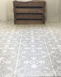 bathroom tile flooring ideas best 25 painting tile floors ideas on painting tile