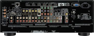 home theater preamp processor integra dhc 40 2 7 2 ch thx networking a v preamp processor