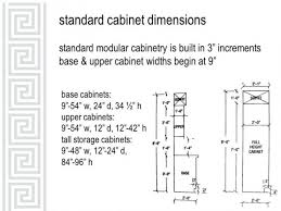 Kitchen Cabinet Dimensions Overhead Cabinet Height Memsaheb Net