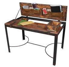 Drafting Table With Computer Italian Drafting Table Distressed Metal Guildmaster