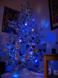 aluminum christmas tree the average designer silver aluminum christmas tree