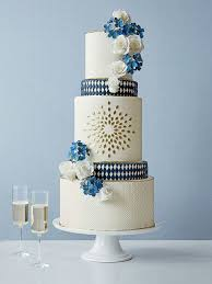 and white wedding the 25 prettiest wedding cakes we ve seen