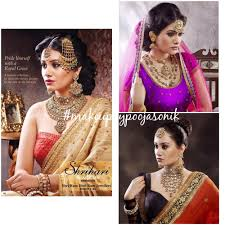 bridal makeup in hair and makeup stylists gurgaon packages