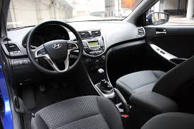 hyundai accent reviews 2014 2013 hyundai accent cars magazine