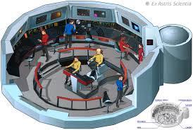 Uss Enterprise Floor Plan by Ex Astris Scientia Galleries Starfleet Bridge Illustrations