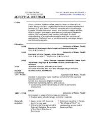 Administrative Assistant Resume Template Word Resume Templates In Microsoft Word Free Cv Resume Templates 142