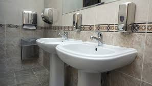 How To Set Up A Small Bathroom - how to start a restroom cleaning business bizfluent