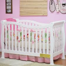 Side Rails For Convertible Crib Afg Baby Furniture 3 In 1 Convertible Crib White Walmart