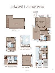 gehan floor plans laurel home plan by gehan homes in bella vista premier