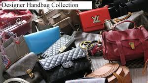 2017 designer handbag collection youtube