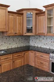 coffee maple galze cabinets traditional cabinets for kitchen