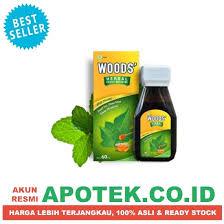 Obat Woods jual woods herbal 60 ml obat batuk berdahak tenggorokan