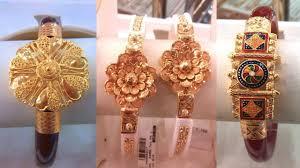 bengali gold earrings beautiful bengali gold shakha pola bangle designs today fashion