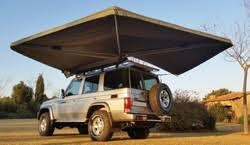 Vehicle Awnings Uk Awning Systems Tuff Trek Roof Tents 4x4 Accessories