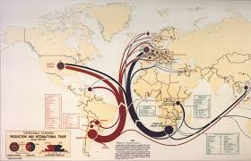 Ups Transit Map Cia Declassified Its Map Collection On Flickr And It Is Totally