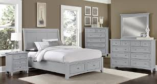 Grey Furniture Bedroom Bonanza Grey Bedroom Set Vaughan Bassett Furniture