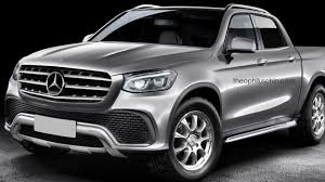 mercedes pickup mercedes benz says their pickup truck will be truly premium