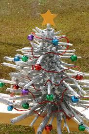 how to make a mini christmas tree
