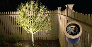 well landscaping lights led in ground well light tree in landscape