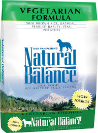 natural balance vegetarian formula dry dog food 28 lb bag chewy com