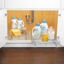 lynk under cabinet storage lynk roll out cabinet organizer pull out drawer under cabinet