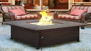 bcp extruded aluminum gas outdoor fire pit table review