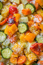 roasted vegetables recipe great side dish
