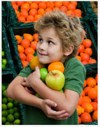Healthy Eating Tips Aimed At Children