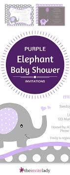 it s a girl baby shower ideas 42 best baby shower elephant invitations images on