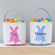 personalized easter basket easter basket