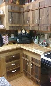 kitchen cabinets from pallet wood 20 build kitchen cabinets with pallets inspirations needecor