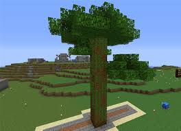 How To Make Light In Minecraft How To Build A Tree Farm In Minecraft For Easy Access To All Types
