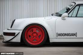 porsche hoonigan car cultured the beauty of luftgekühlt speedhunters