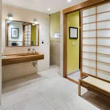 japanese shower simple paper screen door for traditional japanese bathroom design