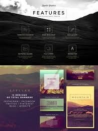 50 Meticulous Style Guides Every The All Purpose Modern Design Bundle Design Cuts Design Cuts