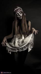 Scary Halloween Costumes 10 Olds 25 Creepy Doll Costume Ideas Creepy Doll