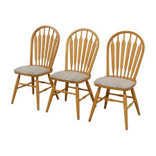 44 off dinaire dinaire kitchen chairs with cushions chairs