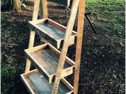 step ladder shelf best 25 ladder shelves ideas on pinterest