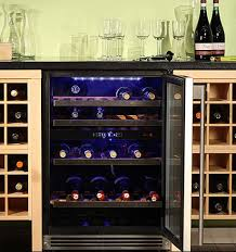 Wine Cabinet With Cooler by Modern Wine Cooler By A Line